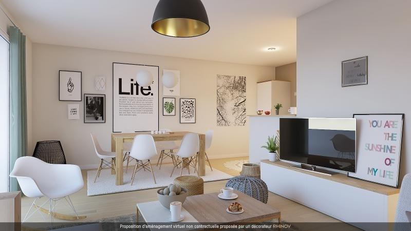 Sale apartment L hermitage 117500€ - Picture 2