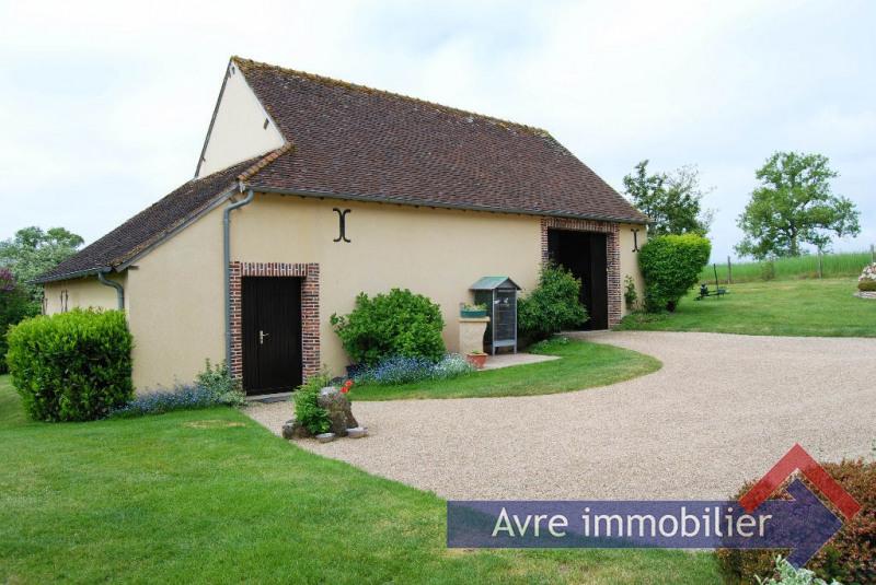 Vente maison / villa Verneuil d avre et d iton 294000€ - Photo 8