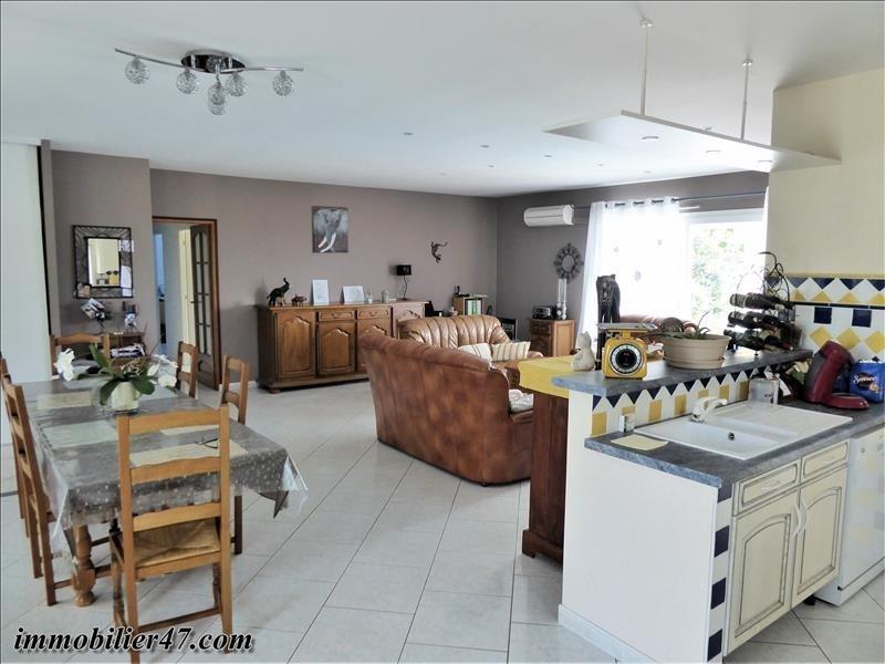 Vente maison / villa Ste livrade sur lot 318000€ - Photo 3