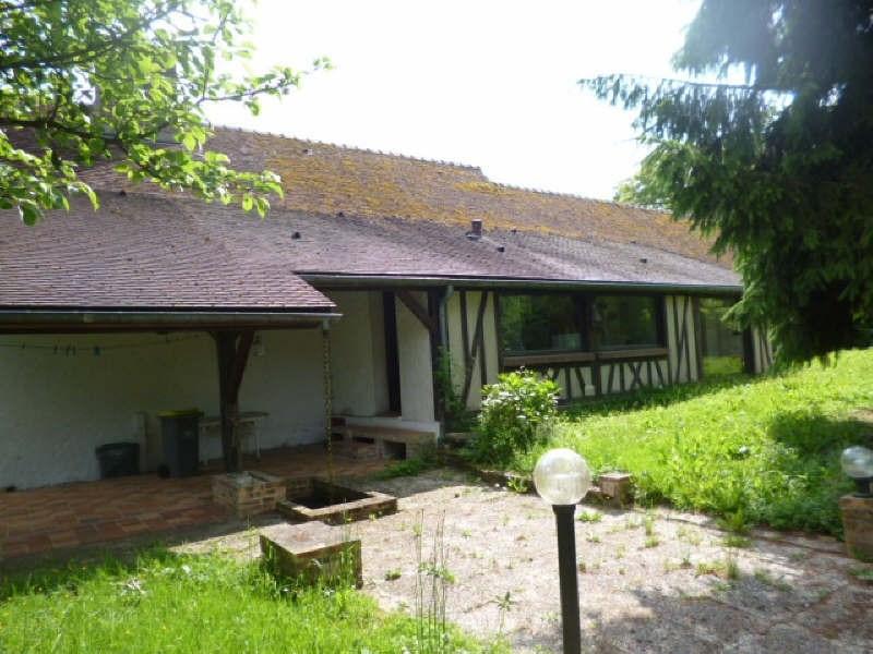 Sale house / villa Chaumont en vexin 336840€ - Picture 2