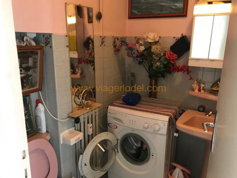 Vendita nell' vitalizio di vita appartamento Beaulieu-sur-mer 57500€ - Fotografia 7