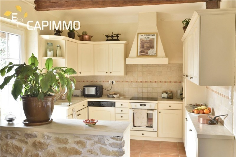 Vente maison / villa Salon de provence 284000€ - Photo 2