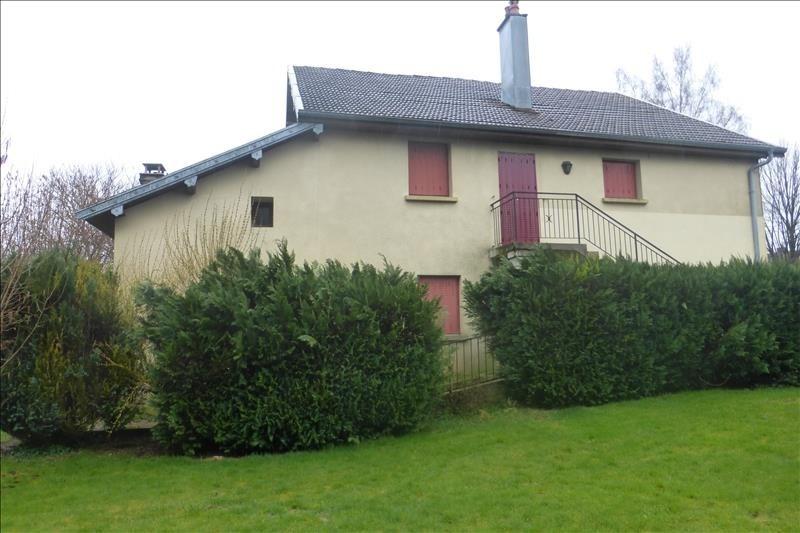 Sale house / villa Gennes 188500€ - Picture 1