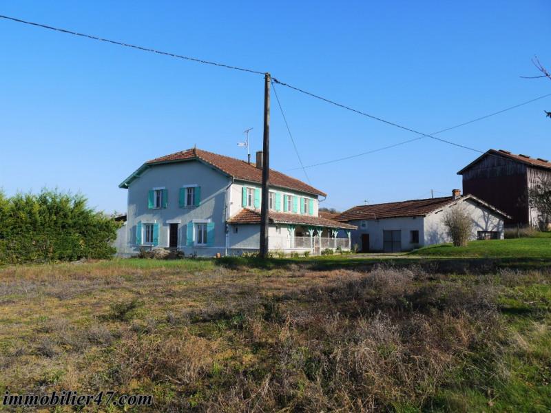 Maison de campagne avec dépendances - 5 pièces - 130 m²