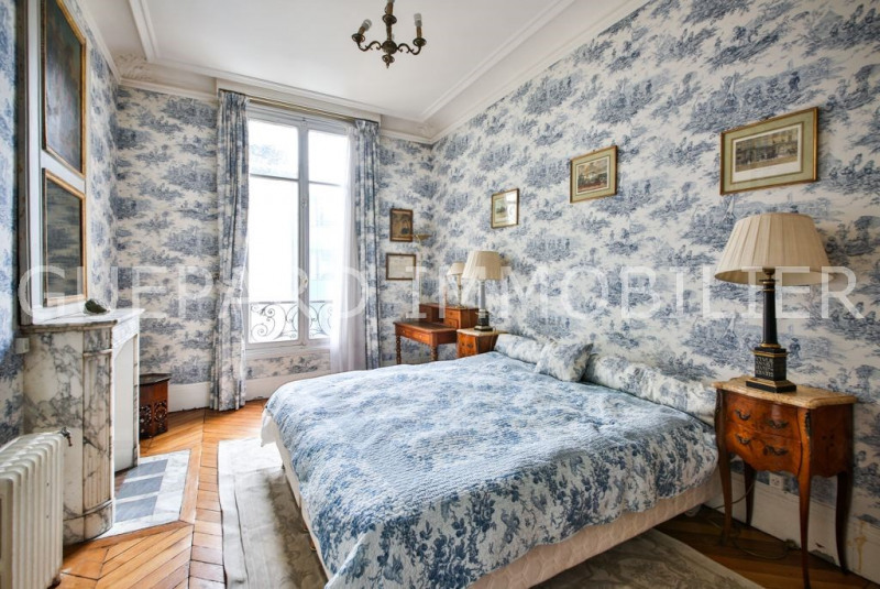 Vente de prestige appartement Paris 16ème 3 220 000€ - Photo 6