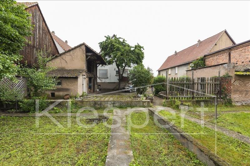 Investment property house / villa Muttersholtz 210000€ - Picture 9