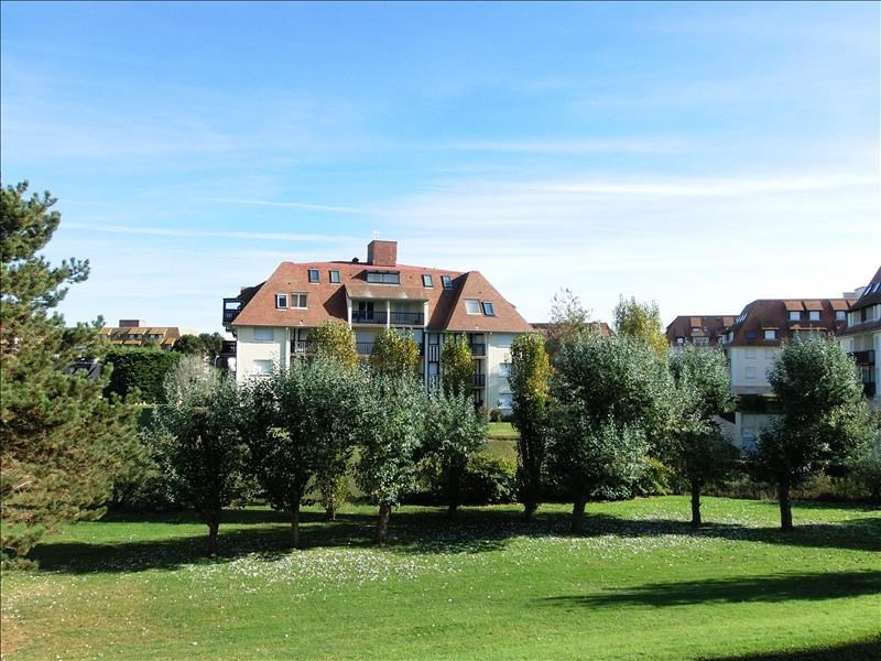 Sale apartment Villers sur mer 89 000€ - Picture 1
