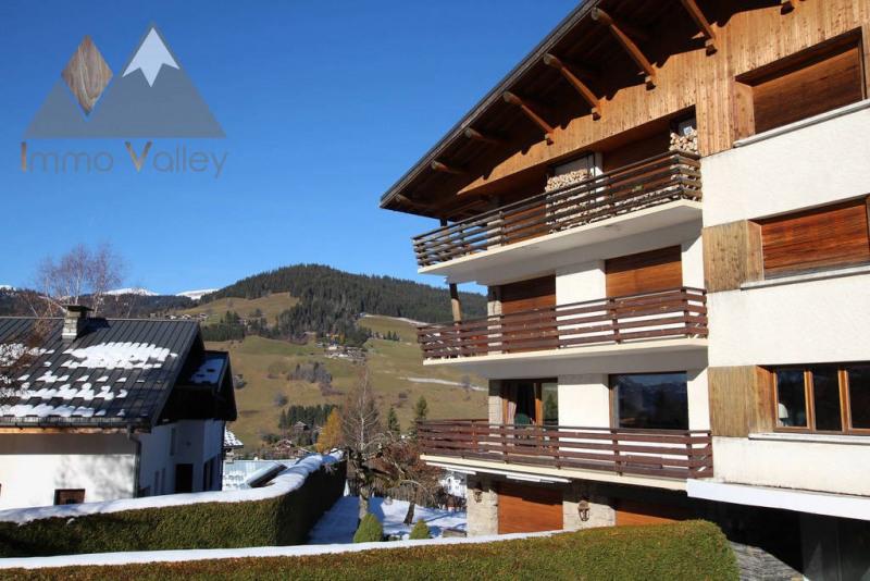 Vente de prestige appartement Megève 997500€ - Photo 12