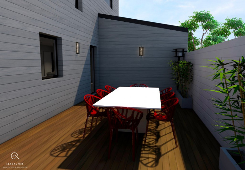 Vente maison / villa La mothe achard 320750€ - Photo 5