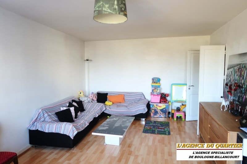 Venta  apartamento Boulogne billancourt 424000€ - Fotografía 2