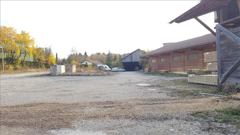 Vente terrain Maillat 370 000€ - Photo 1