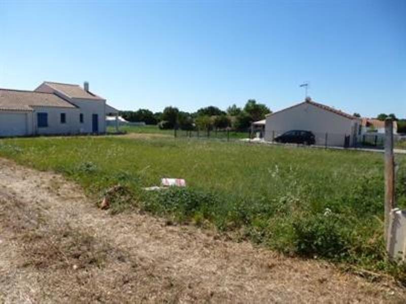 Verkauf grundstück Longeville sur mer 79600€ - Fotografie 1