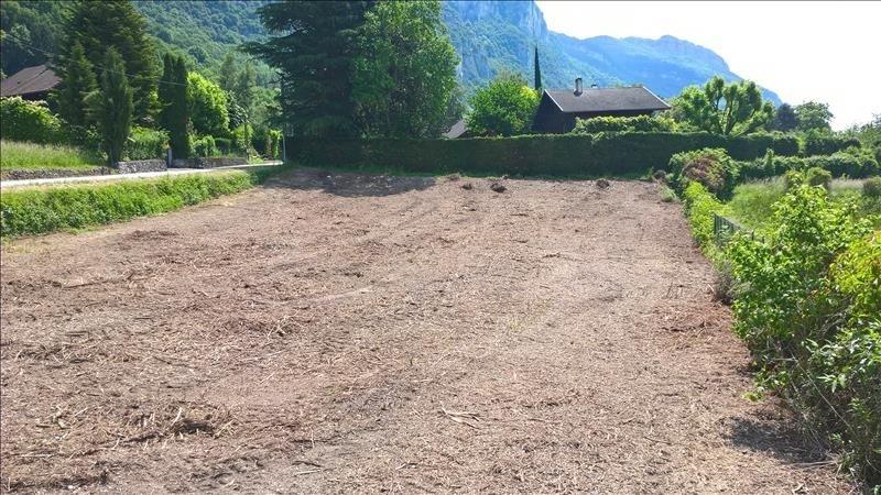 Venta  terreno Chindrieux 88000€ - Fotografía 2