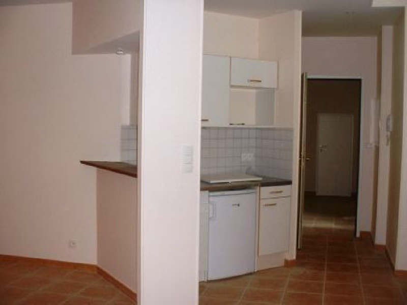 Rental apartment Decize 380€ CC - Picture 1