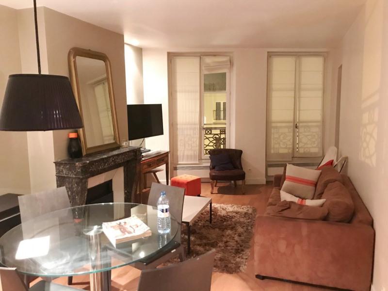 Rental apartment Paris 1er 2400€ CC - Picture 2