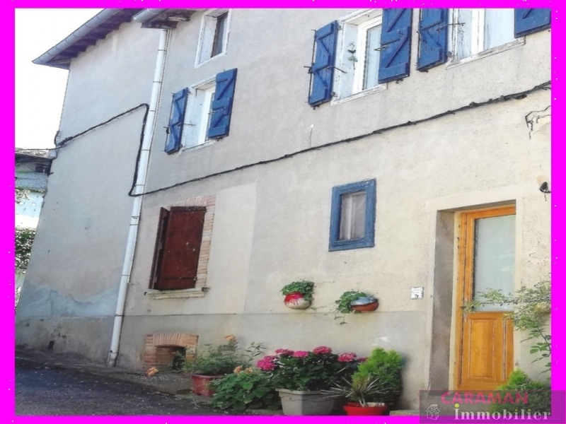 Sale house / villa Caraman 107000€ - Picture 1