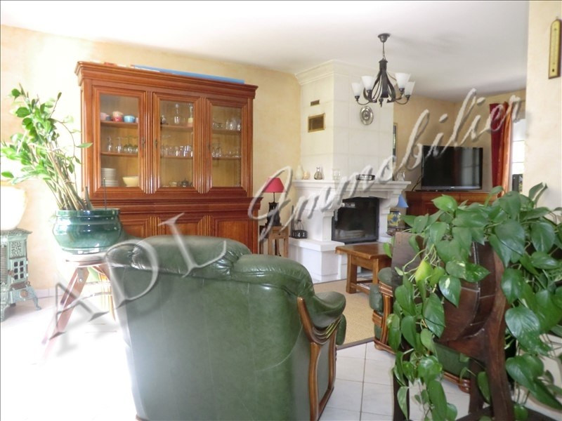Vente maison / villa Coye la foret 500000€ - Photo 8