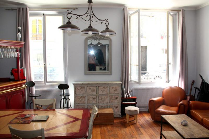 Vente appartement Paris 15ème 567000€ - Photo 1