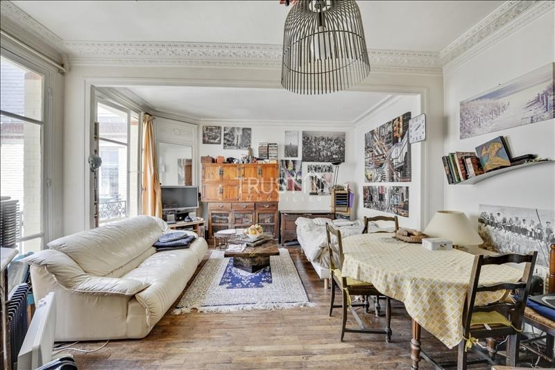 Vente appartement Paris 15ème 572000€ - Photo 2