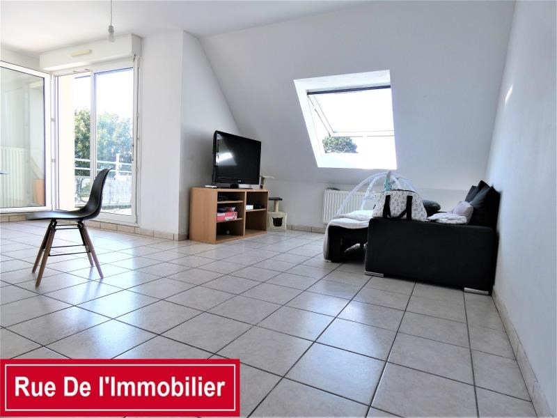 Sale apartment Bouxwiller 144 450€ - Picture 2