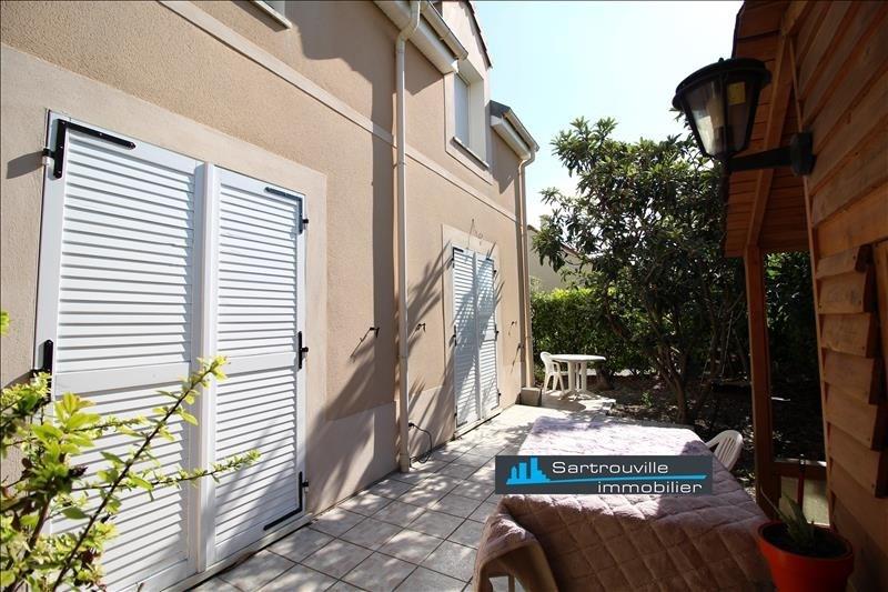 Vente maison / villa Sartrouville 408000€ - Photo 2