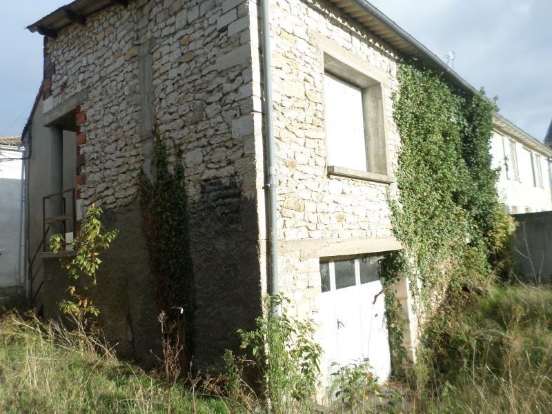 Vente maison / villa Civaux 38500€ - Photo 1