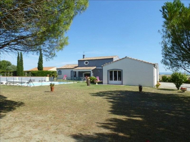 Vente maison / villa Fanjeaux 367000€ - Photo 1