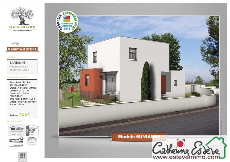 Venta  casa Villeneuve de la raho 330000€ - Fotografía 1