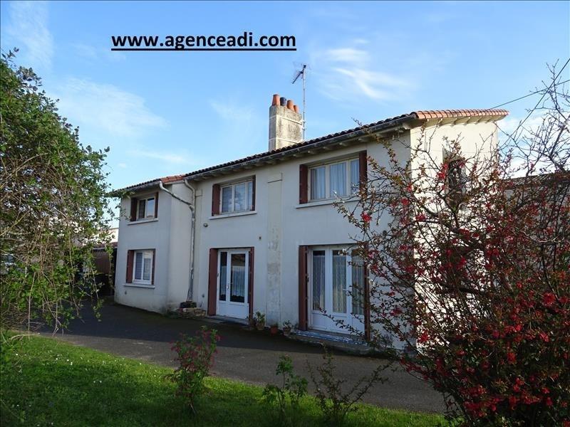 Vente maison / villa La creche 124950€ - Photo 1