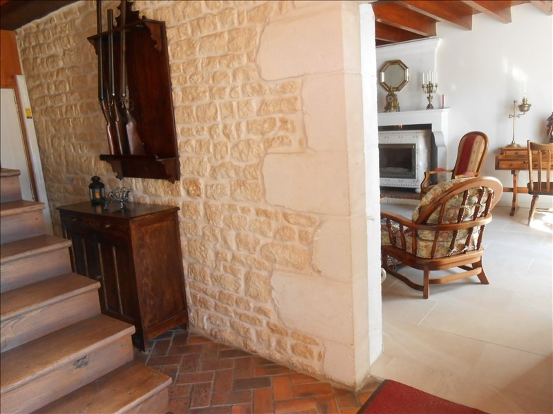 Vente maison / villa St maixent de beugne 264000€ - Photo 4