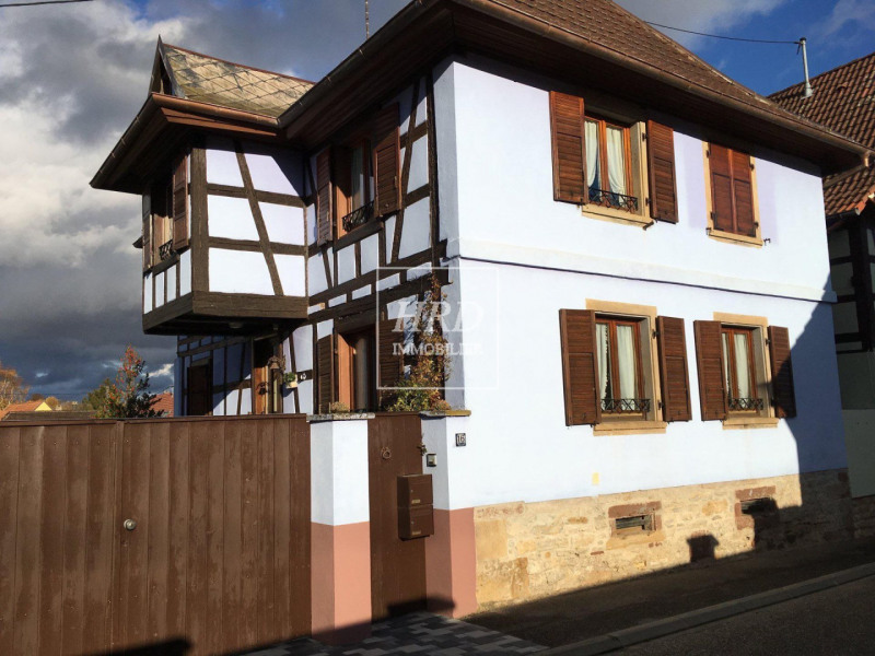 Locação apartamento Kuttolsheim 490€ CC - Fotografia 1