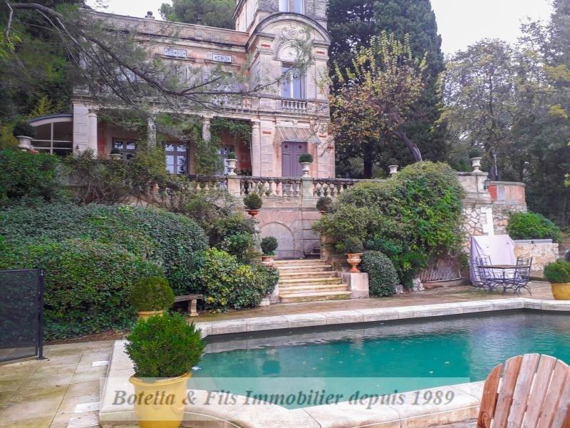 Verkoop van prestige  huis Villeneuve les avignon 1575000€ - Foto 2