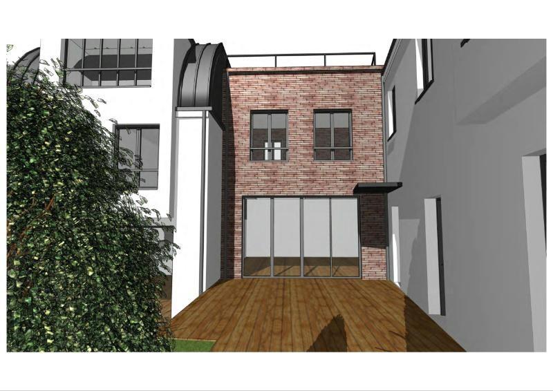 Produit d'investissement maison / villa Bois-colombes 995000€ - Photo 4