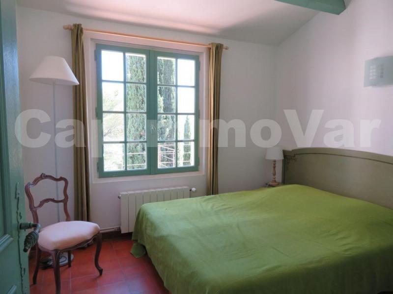 Vente maison / villa Le beausset 495000€ - Photo 9