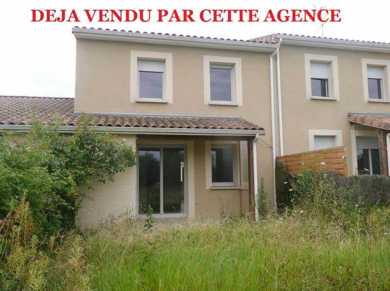 Sale house / villa Lectoure 123 000€ - Picture 1