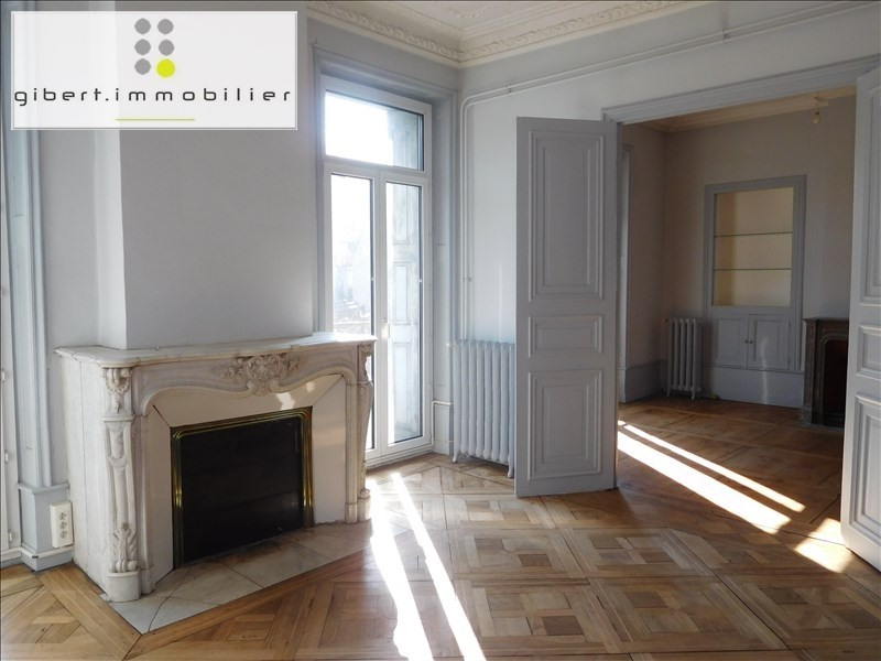 Location appartement Le puy en velay 566,79€ CC - Photo 1