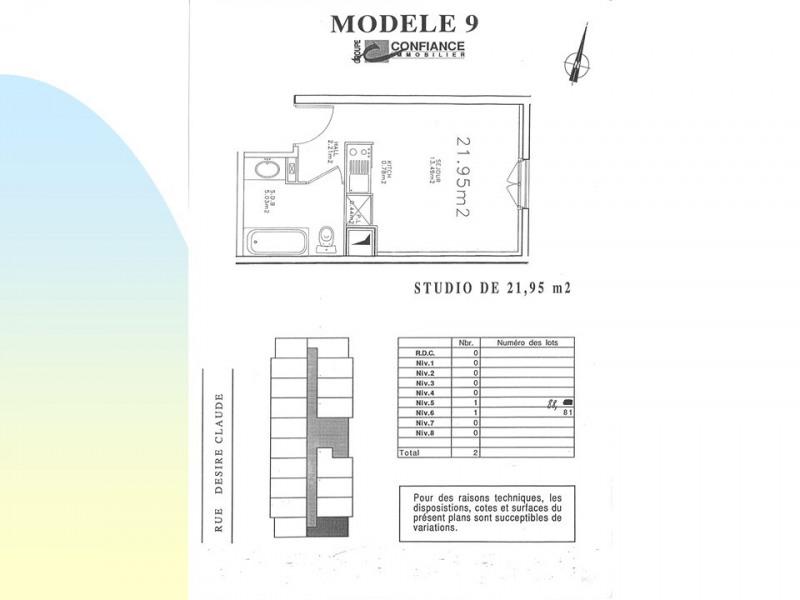Vente appartement Saint-etienne 40000€ - Photo 7