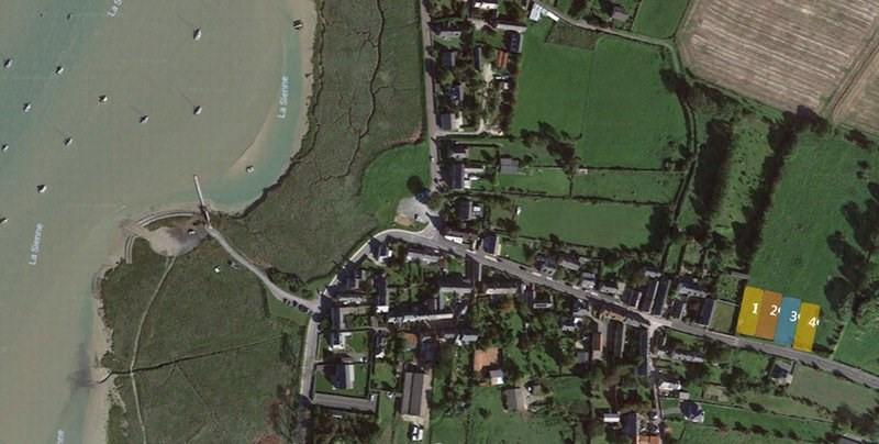 Vente terrain Regneville sur mer 75900€ - Photo 1