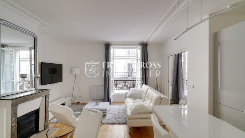 Rental apartment Paris 7ème 2 500€ CC - Picture 2