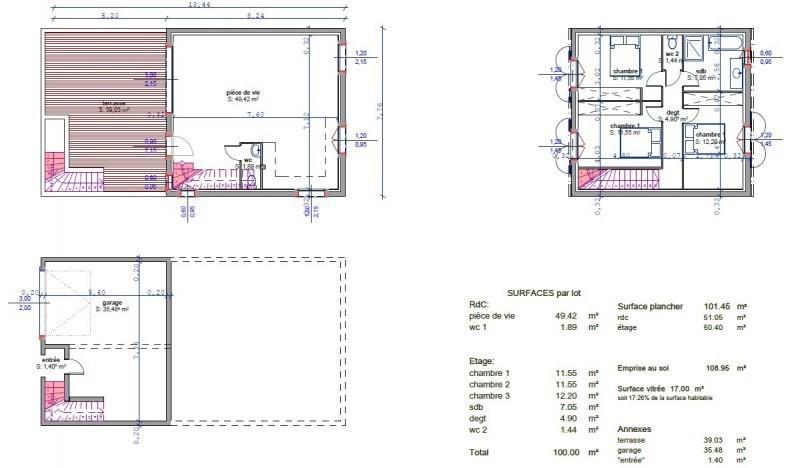 Sale house / villa Ste maxime 590000€ - Picture 2