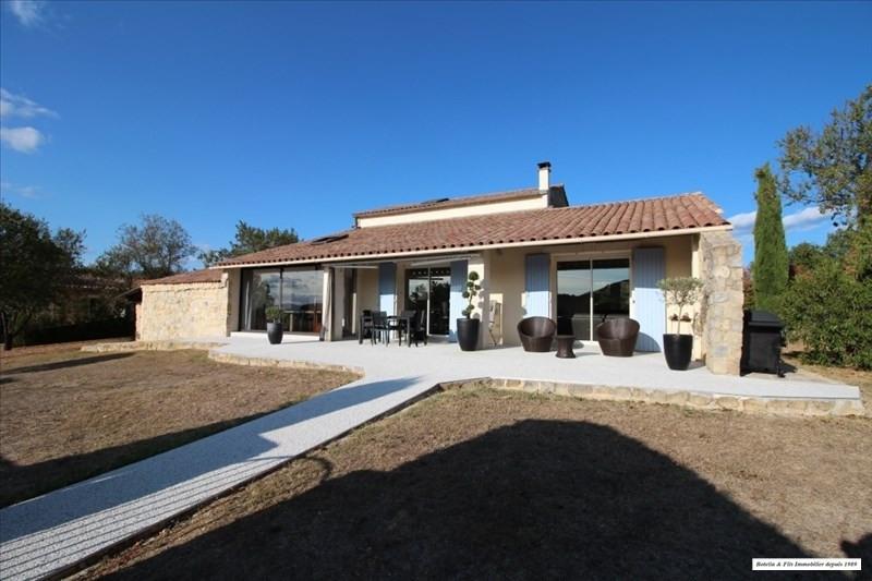 Immobile residenziali di prestigio casa Uzes 790000€ - Fotografia 2