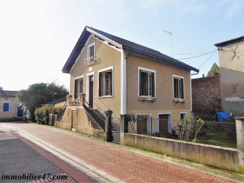 Vente maison / villa Castelmoron sur lot 75 600€ - Photo 7