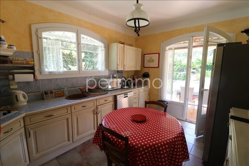 Vente de prestige maison / villa Grans 660000€ - Photo 5