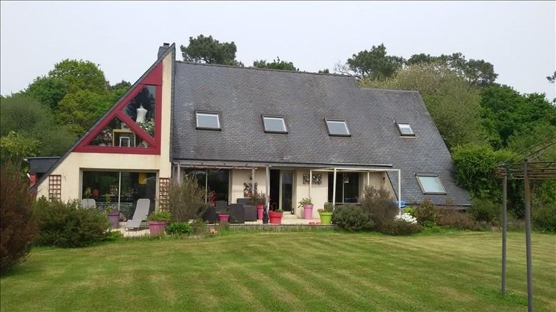 Vente maison / villa Pleumeur bodou 287454€ - Photo 1