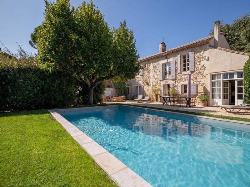 Verkauf von luxusobjekt haus Paradou 787000€ - Fotografie 1
