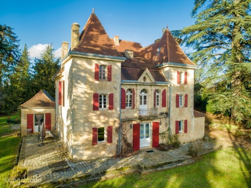 Vente de prestige maison / villa Saint georges de montclard 651000€ - Photo 1