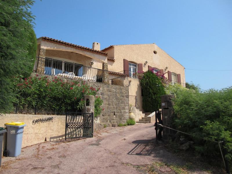 Location vacances maison / villa Les issambres 1810€ - Photo 3
