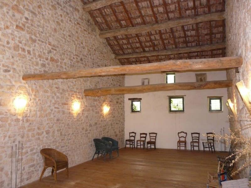 Immobile residenziali di prestigio casa Barjac 525000€ - Fotografia 12