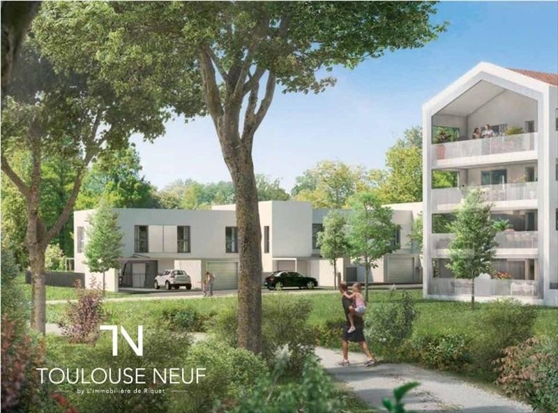 Vente appartement Toulouse 282500€ - Photo 2