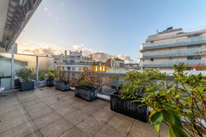 Vente de prestige appartement Paris 17ème 1245000€ - Photo 2